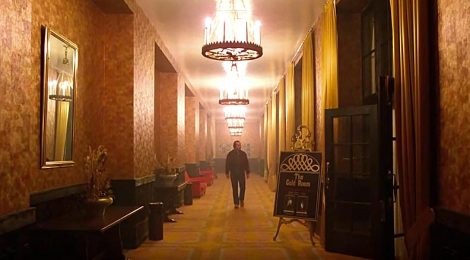 Jack enters Gold Ballroom