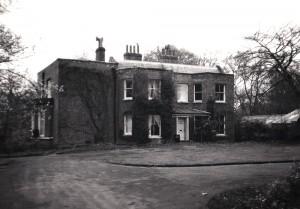 Ranger's Lodge, Hyde Park