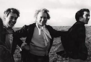 Peter Settelen, Tony Britton, Peter Ormrod