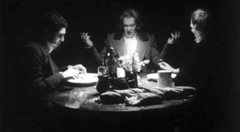 Beethoven dinner scene
