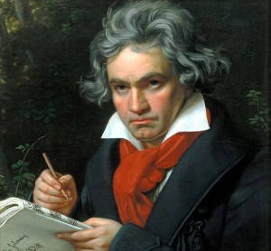 Beethoven by Stieler