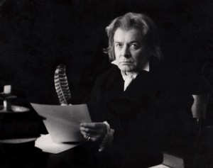 Tony Britton as Beethoven