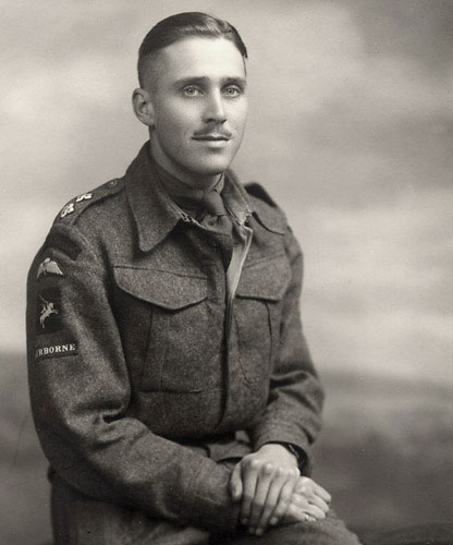 Lt. Peter Stainforth, 1942