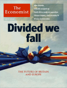 This week's Economist