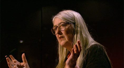 Brexit and our cultural identity. Mary Beard. BBC Radio4 A Point of View