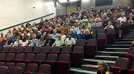 Ken Wilson, memorial celebration, Sheffield Hallam University, july 2016