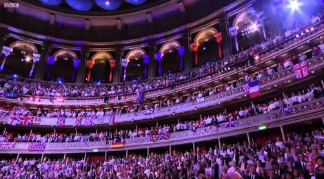 Albert Hall audience