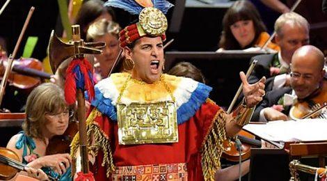 Juan Diego Florez sings Rule Britannia